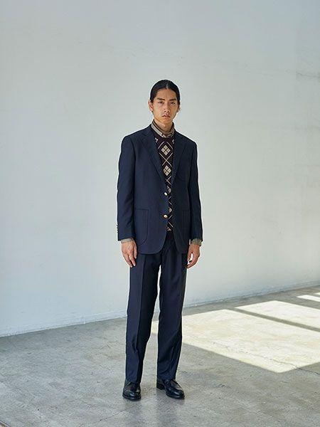 王道も新鋭も。今季参考にしたい、アーバンリサーチのジャケットスタイル 2枚目の画像