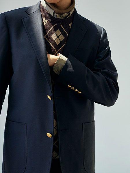 王道も新鋭も。今季参考にしたい、アーバンリサーチのジャケットスタイル 3枚目の画像