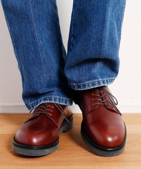 履き始めから履き心地の良さを感じられる
