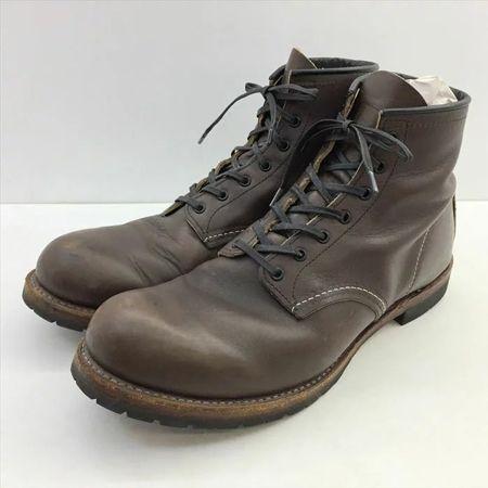 「ベックマン・ブーツ」のアッパー素材といえばフェザーストーンレザー 2枚目の画像