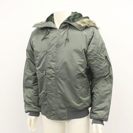 『ウエアハウス』A-1 スタイル ウールジャケット 2126