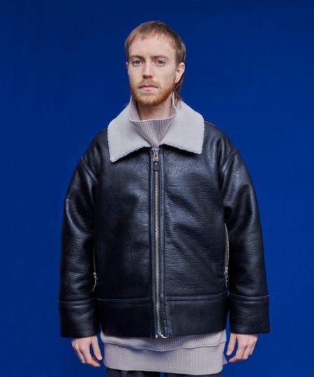 『キャプテン サンシャイン×バズリクソンズ×ジャーナル スタンダード』MK3ジャケット