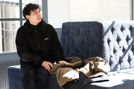 寒さも雨も、風もしのげる『ナノ・ユニバース』の屈強ダウン 2枚目の画像
