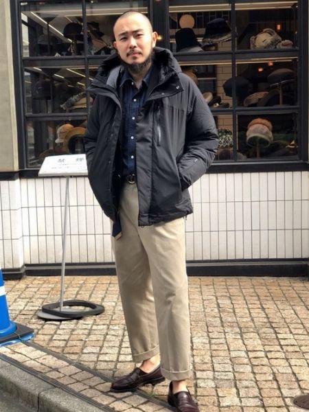 寒さも雨も、風もしのげる『ナノ・ユニバース』の屈強ダウン 6枚目の画像
