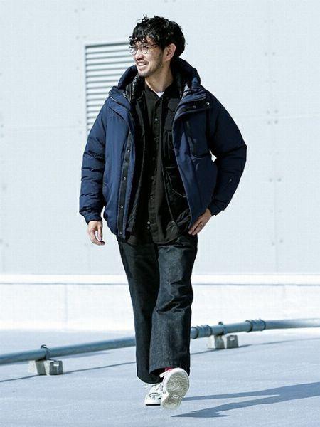寒さも雨も、風もしのげる『ナノ・ユニバース』の屈強ダウン 8枚目の画像