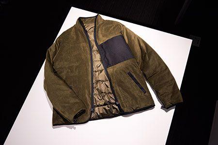 『アダム エ ロペ』のダウンコートは8変化で着こなしも自由自在 3枚目の画像