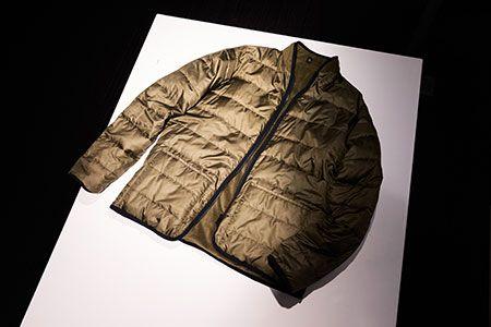 『アダム エ ロペ』のダウンコートは8変化で着こなしも自由自在 4枚目の画像