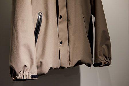 『アダム エ ロペ』のダウンコートは8変化で着こなしも自由自在 5枚目の画像