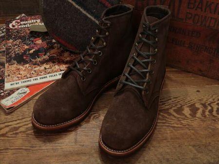 100年以上の歴史を誇る米国老舗ブーツメーカー『チペワ』