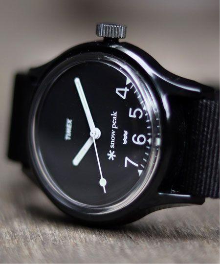 """時を忘れる腕時計? """"キャンパー""""のためのキャンパーが登場 2枚目の画像"""