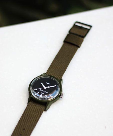 """時を忘れる腕時計? """"キャンパー""""のためのキャンパーが登場 7枚目の画像"""