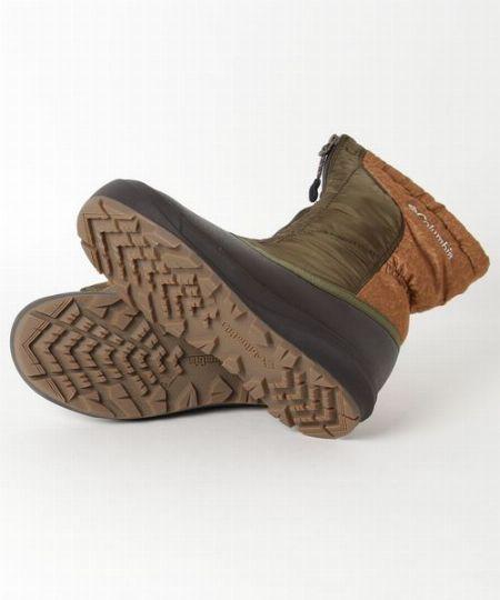 『コロンビア』のブーツは、アウトドアブランドならではのスペックが魅力 2枚目の画像