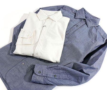 ブリティッシュ オフィサーズシャツ