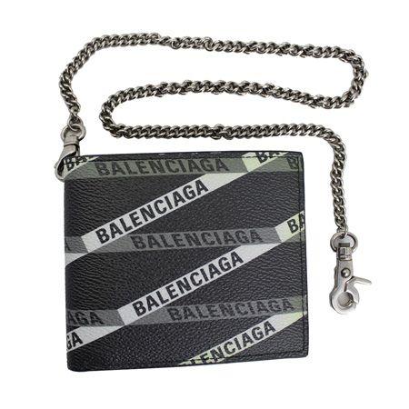 チェーン付き財布