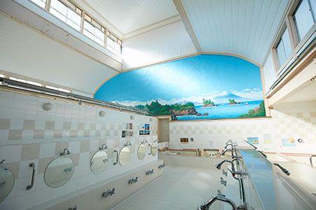 これは小粋。ファッション×銭湯のコラボアイテムで、いざ大浴場へ 3枚目の画像
