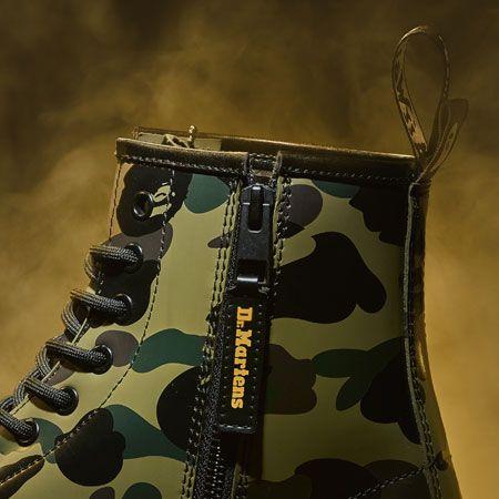 60周年はコラボで再構築。名作ブーツに潜む猿の軍団 4枚目の画像