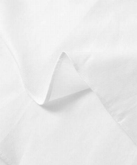 スーツに合うシャツ生地の基本は、この4つ 2枚目の画像