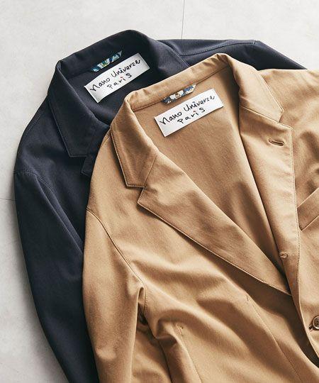 """デザインソースは""""パリの街""""。今季限定ジャケットでエスプリを纏う 2枚目の画像"""