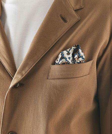 """デザインソースは""""パリの街""""。今季限定ジャケットでエスプリを纏う 4枚目の画像"""