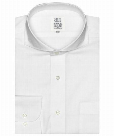 ホリゾンタルカラーシャツとは? カッタウェイシャツとはどう違う?