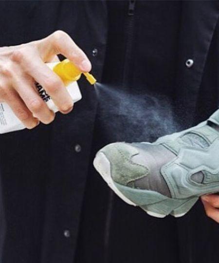 雨だけじゃない。防水スプレーにはこんなメリットがあるんです