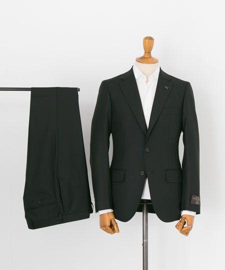 『アーバンリサーチ テイラー』カノニコサージスーツ