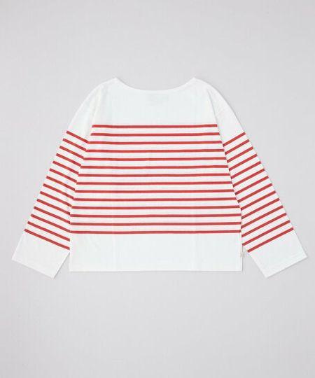 『ロイヤル・メール』×『インターナショナルギャラリービームス』別注バスクシャツ