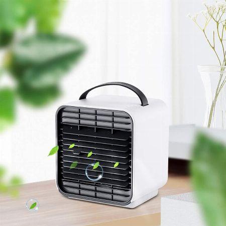 コンパクト冷風・加湿・空気清浄機