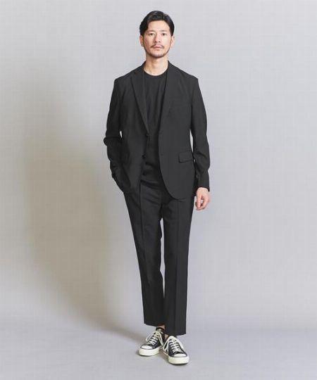 ビジネスマンの新定番。スーツのインナーにTシャツを 2枚目の画像