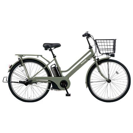 種類9:電動アシスト自転車