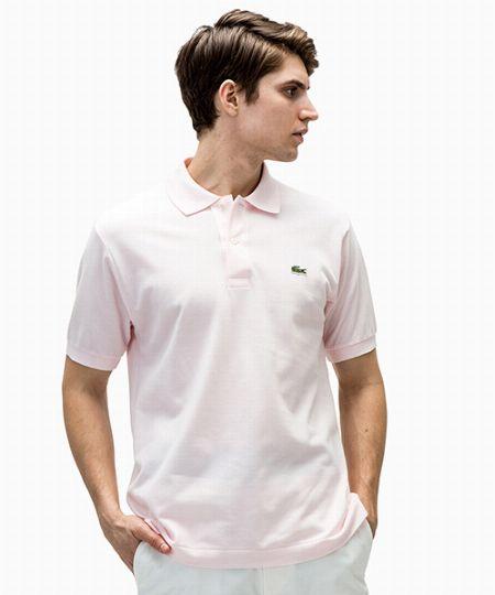 『ラコステ』ポロシャツ