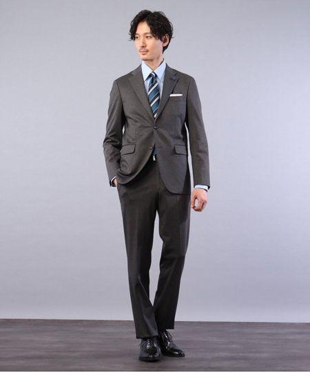 『タケオ キクチ』グレンチェックプリントジャケット