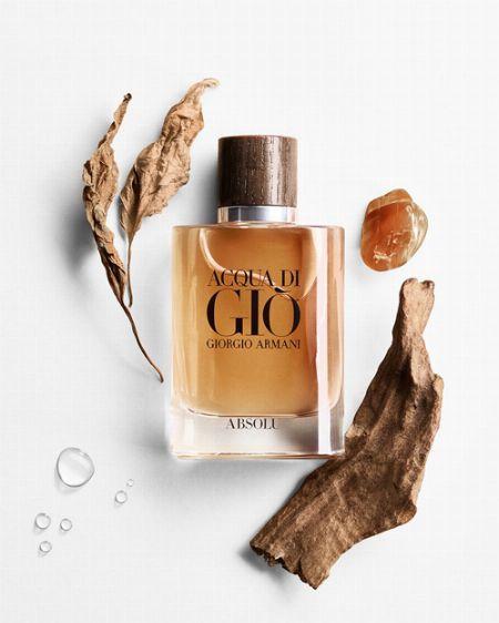 こんな香りを好む男性にも、『アルマーニ』の香水はおすすめ