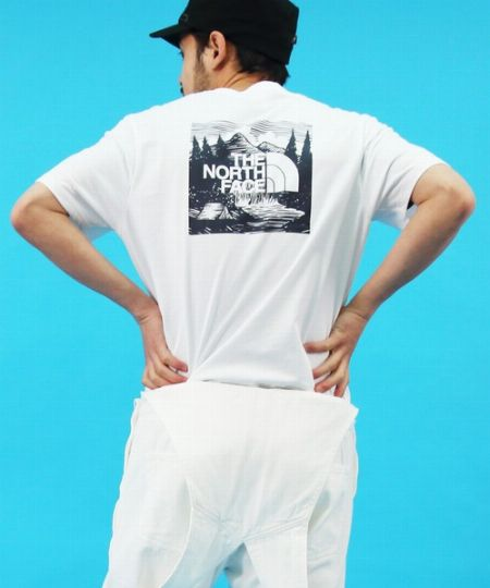ロゴに力あり。大人を魅了してやまない『ザ・ノース・フェイス』のTシャツ