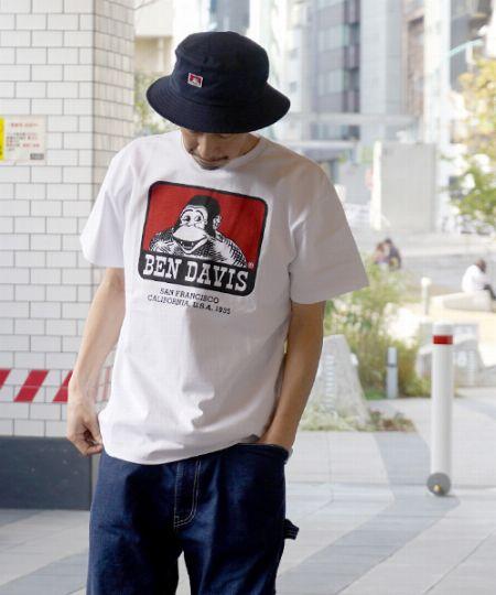 『ベンデイビス』はタフなパンツだけじゃない。Tシャツも秀逸です