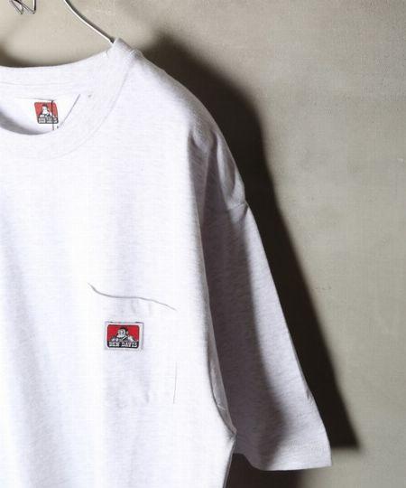 『ベンデイビス』はタフなパンツだけじゃない。Tシャツも秀逸です 2枚目の画像