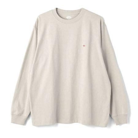 コントラステッドステッチ Tシャツ