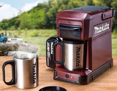 充電式コーヒーメーカー