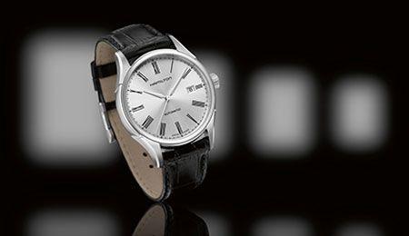▼シリーズ6:ミニマルな中に品格を。紳士のための時計「バリアント」
