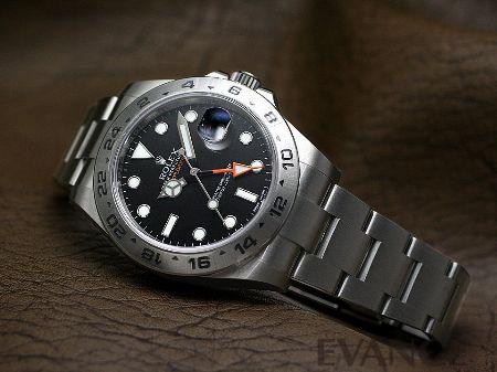 極地を見てきた2つの「エクスプローラー」は探検家に認められた腕時計