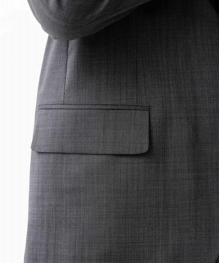 装飾的な要素の強い「腰ポケット」