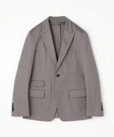 「チェンジポケット」は英国調スーツの象徴