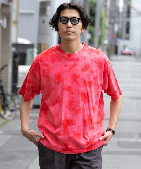 ブレイクの兆しあり。'70年代ムードの漂うタイダイTシャツ