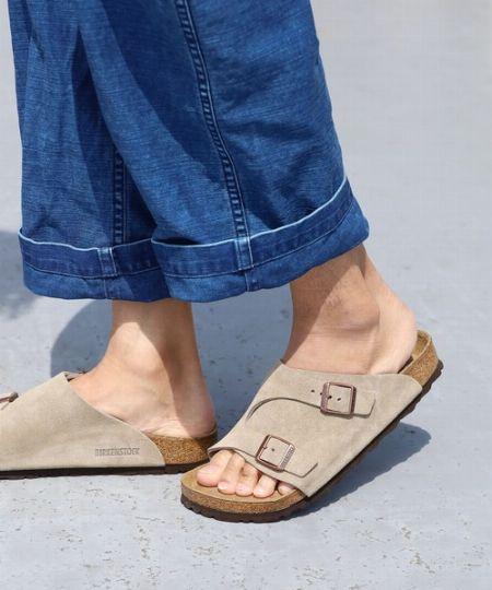 ファッション業界人もこぞって愛用。『ビルケンシュトック』の「チューリッヒ」とは 2枚目の画像