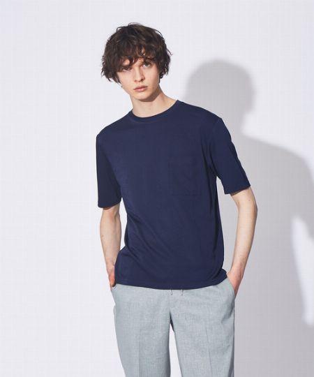 『アバハウス』冷感クルーネックTシャツ