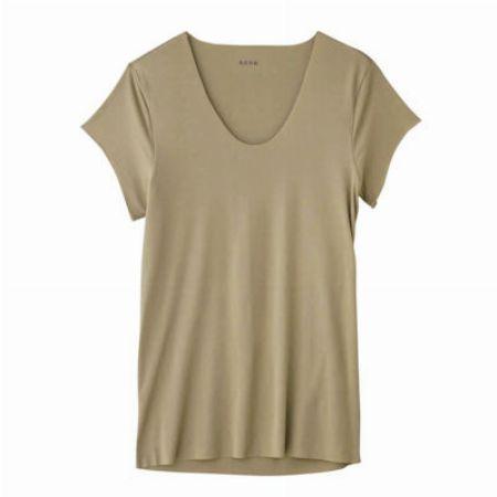 『シーク』UネックTシャツ