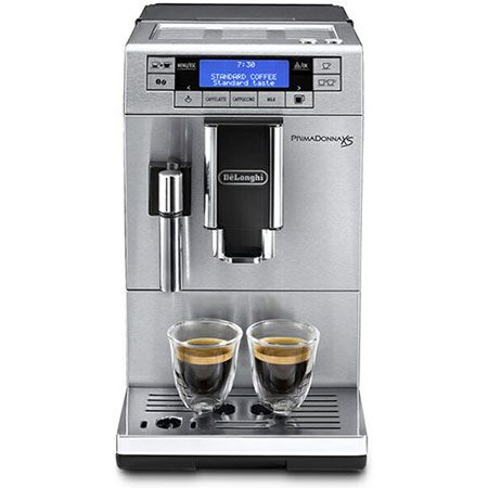 プリマドンナXS コンパクト全自動コーヒーマシン