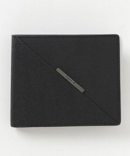 クールさと上品さが絶妙に同居する二つ折り財布「FH10-07」