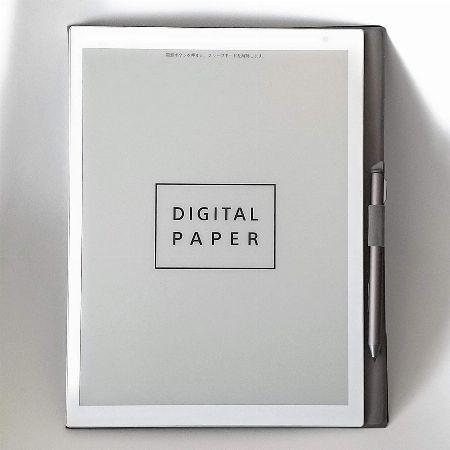 『ソニー』デジタルペーパー dpt-rp1