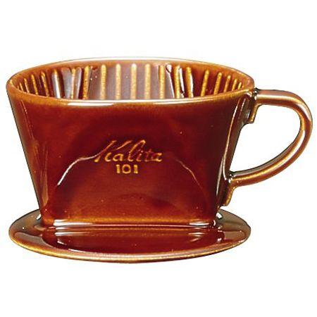 『カリタ』陶器製コーヒードリッパー